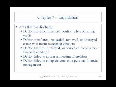 Business Law II - Professor Sharma (Lecture 4, Chapter 28 - 02.21.2015)