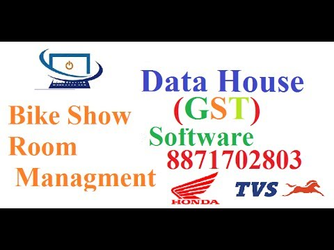 Software For Bike show Room -8871702803