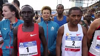Amsterdam Marathon 2018 - Full Race (English Commentary)