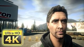 Alan Wake : Old Games in 4K