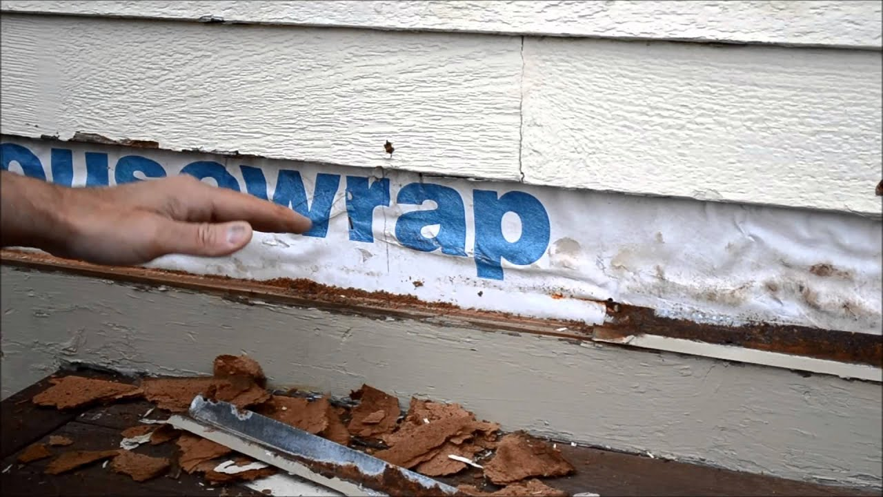How To Replace Clapboard Siding Video