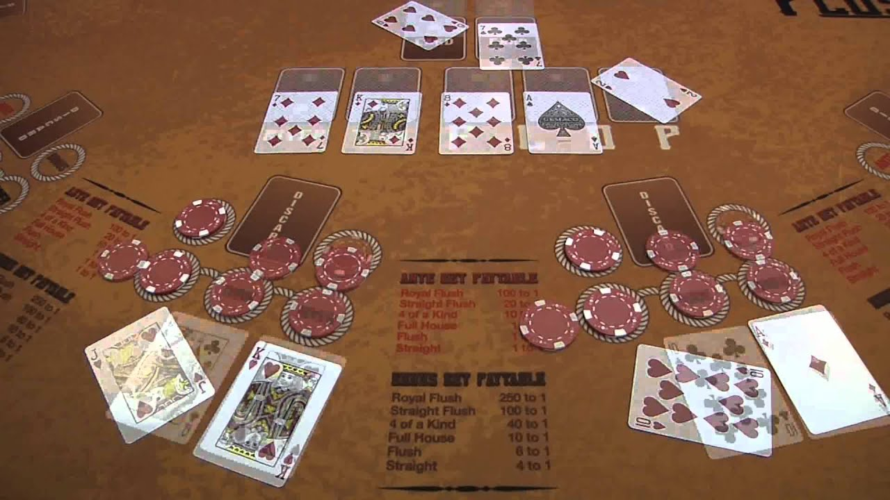 Texas Holdem Plus