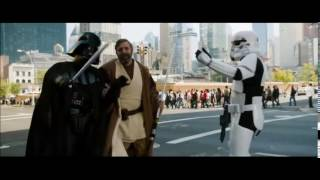 TED 2 - Star Wars fan scene - Funny scene