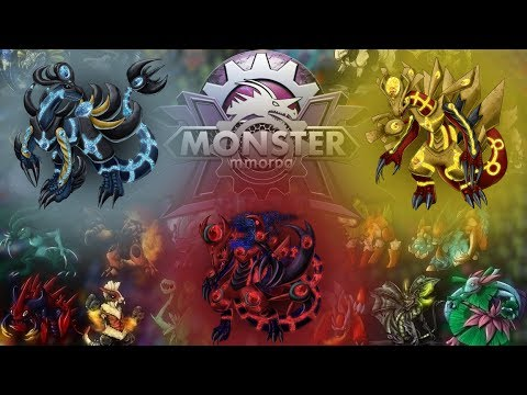 Monster MMORPG V2 - Pokemon Style Free Online Browser MMO RPG - Game Play Tutorial Video