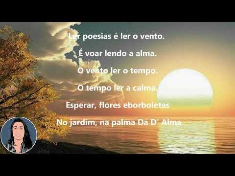 POESIAS DA ALMA (Ler Poesias) FLAVIA LETÍCIA DE MORAES