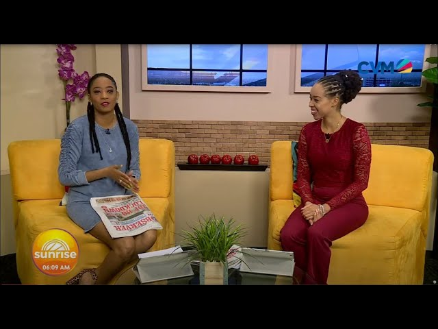 The Story of Nanny of the Maroons + Home Decor - Bamboo Arrangements | Sunrise Aug 20, 2020