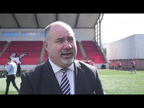 BT Sport Scottish Rugby Academy revealed at Broadwood Stadium