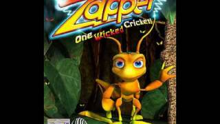 Zapper: One Wicked Cricket Music - Cutting Edge Inc. (Main Floor)
