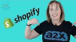 Accounting for Shopify App - A2X