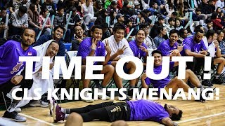 Time Out: CLS Knights Indonesia Menang dan Datangkan Heritage Import Baru?