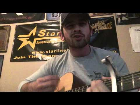 Kane Brown - Last Minute Late Night cover by Rodney Wilmoth