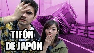 ASÍ VIVIMOS EL TIFÓN MÁS POTENTE DEL MUNDO EN JAPÓN