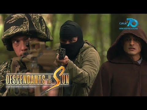 Descendants Of The Sun: Risky Rescue Mission Of The Alpha Team | Episode 13