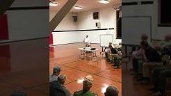 MHWDA   Eminence, MO Farm Bureau Feral Hog Meeting
