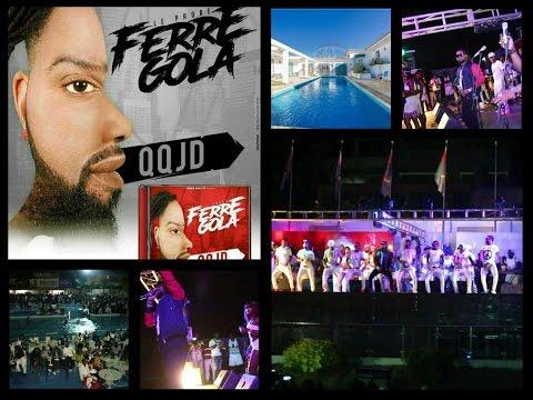 Ferre Gola QQJD Angola Concert Live Piscina Alvalade Avril 2017 [Audio]