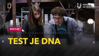 Test je DNA | Het LAB | National Geographic
