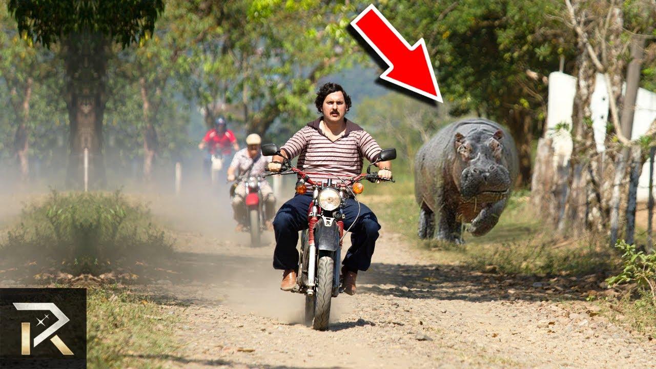 Статуи од диносауруси, 3 зоолошки градини – На што ги трошел Пабло Ескобар милионите?