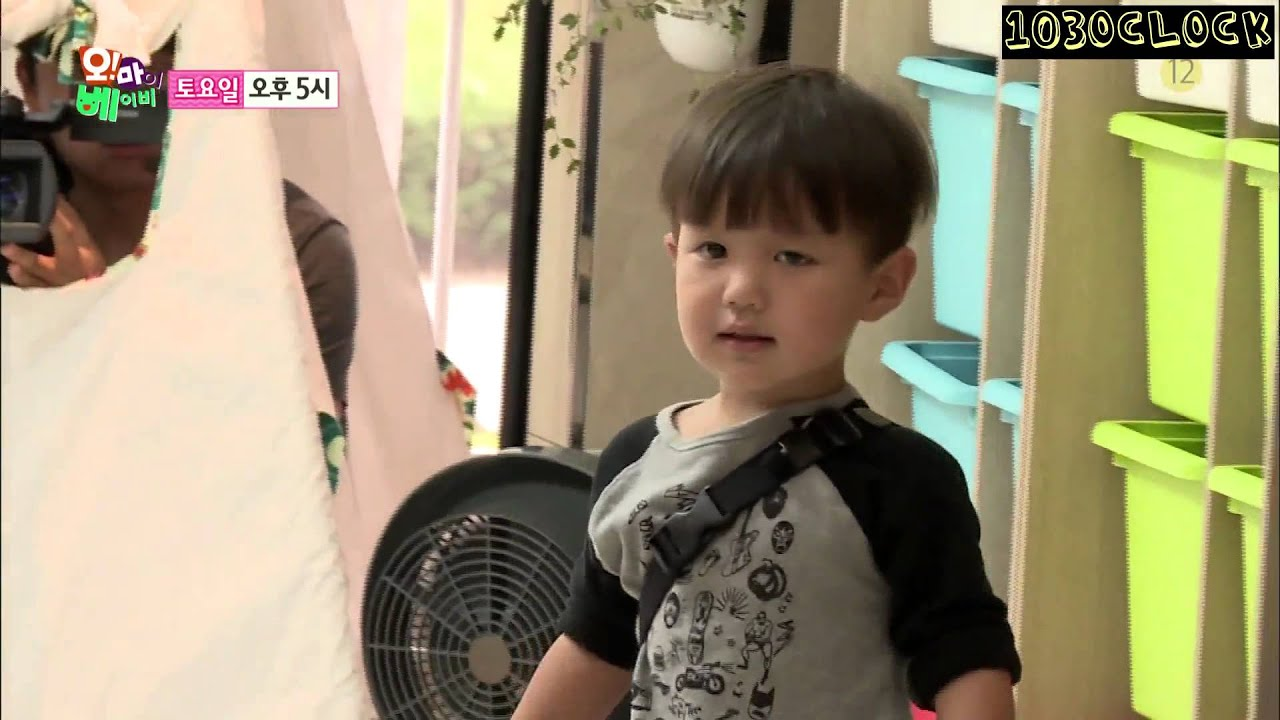 [ENGSUB] 151007 Oh My Baby preview with Kai 1