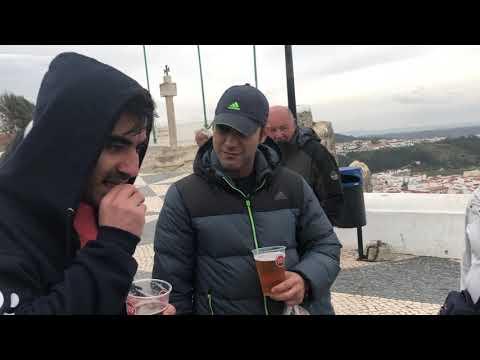 Nazare 5-Star Waves/Last Days in Lisbon