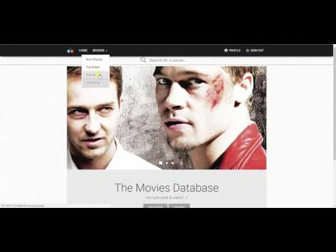 Movies Database SPA