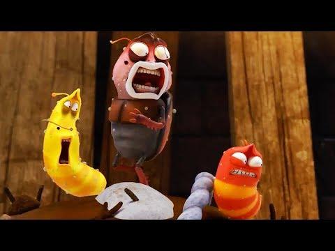 LARVA - ROCKY ROAD   Cartoon Movie   Cartoons For Children   Larva Cartoon   LARVA Official