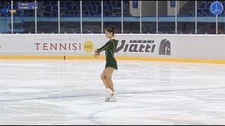 Дина ХАПСАЕВА - Кубок России 4-й этап  Жeнщины, MC - Кп - 9 ноябрь 2018