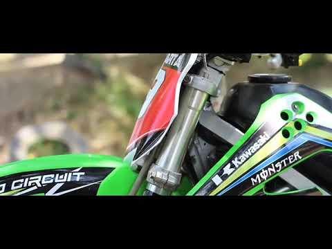 Motocross klx 150 superhuman