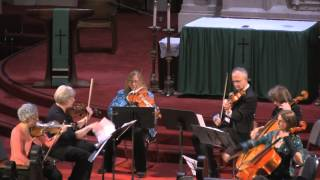 Temescal String Quartet with Paul & Victoria Ehrlich perform: String Sextet in D minor Op.70 Mvt IV Thumbnail