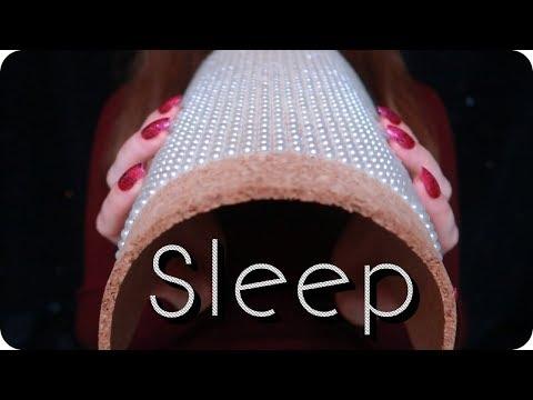 ASMR 10 Sleep-Inducing Sounds  ❤️ (No Talking) Liquid Shaking, Bassy, Crunchy, Scratchy, Fluffy