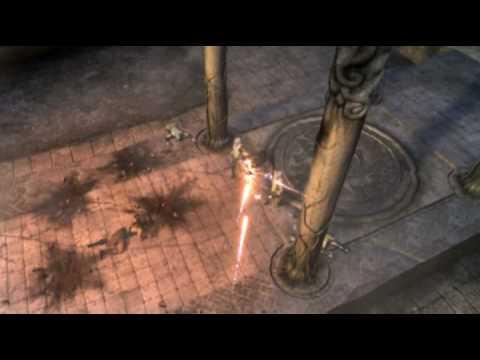 Blade Wars CG Trailer - Kung Fu PVP MMORPG