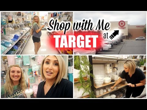 SHOP WITH US AT TARGET! | Baby Items, Home Decor, & More!