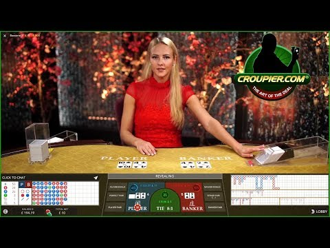 Live Casino Baccarat Real Money Play at Mr Green Online Casino