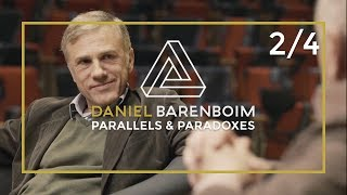Christoph Waltz explains the Difference between Stardom & Acting | Parallels & Paradoxes Part 2 / 4