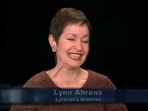 Women in Theatre: Lynn Ahrens, lyricist