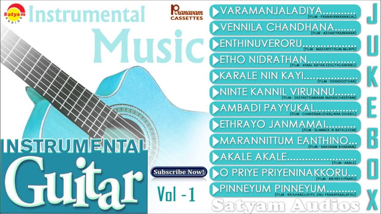 instrumental guitar vol 1 evergreen malayalam film songs youtube. Black Bedroom Furniture Sets. Home Design Ideas