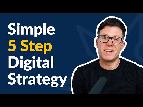 How To Create a Digital Marketing Strategy in 5 Steps