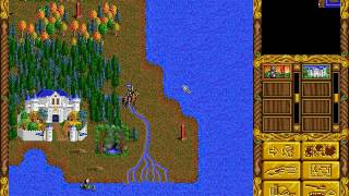 Heroes of Might and Magic Winter CES 1995 Demo