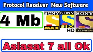 All protocol receiver new software 4mb 8mb 10 31 2018