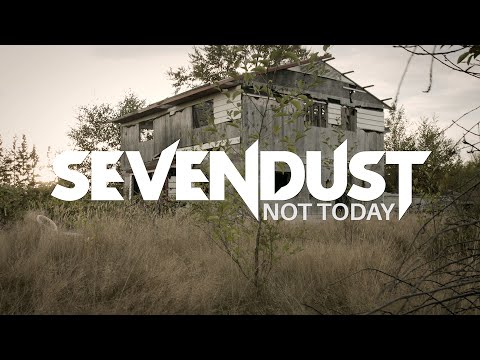 SEVENDUST - Not Today (Official Lyric Video)