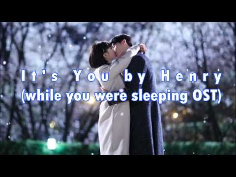 It's You By Henry Guitar Chords(While you were sleeping OST-Accoustic)