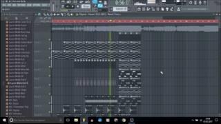 Kygo feat Ellie Goulding - First Time (FL STUDIO 12 REMAKE) + [FLP]