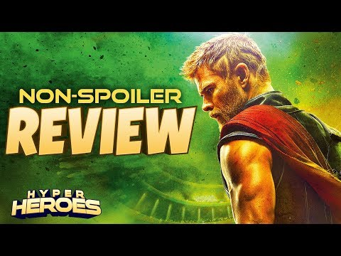 Is THOR: RAGNAROK The Best Thor Film? (Review) - Hyper Heroes