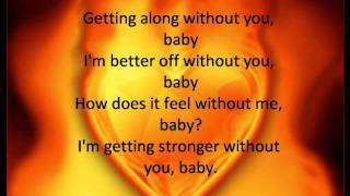 Sara Evans-A little bit stronger(with lyrics)