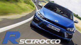 NEW Volkswagen Sirocco R | TEST DRIVE - SOUND