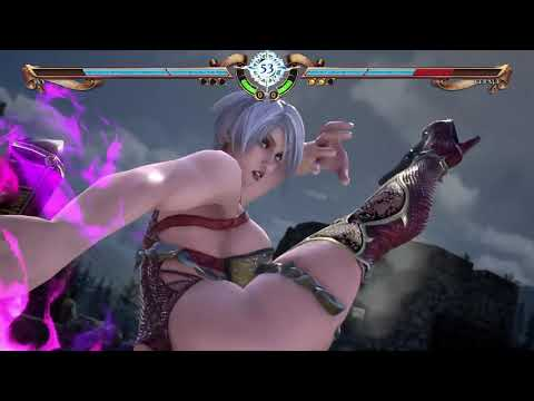 SOULCALIBUR VI E3 2018 Gameplay - Ivy vs Geralt (The Witcher) from YouTube · Duration:  5 minutes 6 seconds