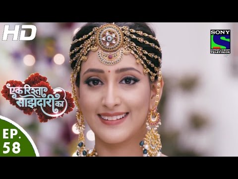 Download Ek Rishta Saajhedari Ka - एक रिश्ता साझेदारी का - Episode 58 - 26th October, 2016