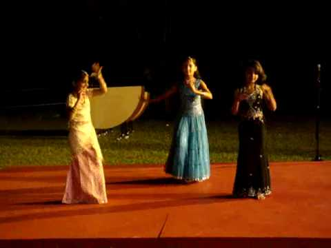 Medha Aluri & Friends - Made in India Dance @ IRC Hong Kong Diwali Bash 2009
