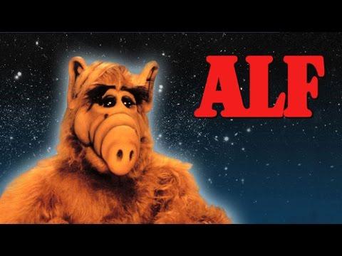 ALF tv Show Theme DRUM