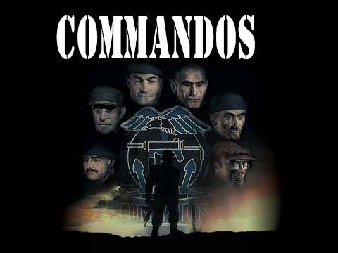 Commandos: Behind Enemy Lines Game Play  