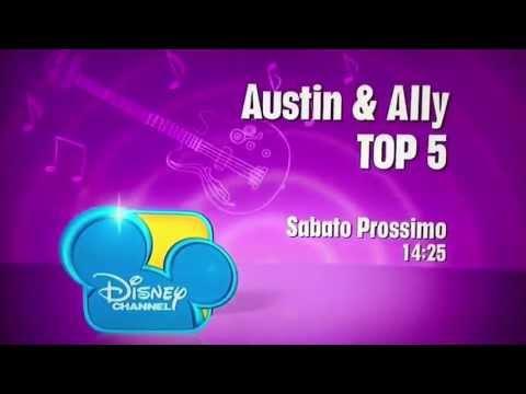 Austin & Ally Top 5 - 31 Agosto 2013 [HD]